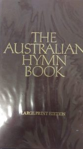 Australian Hymn Book Cover