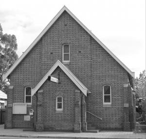 UCA SA History Centre building