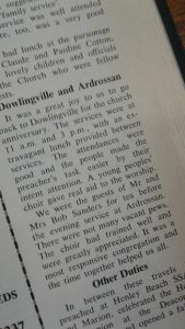 text from the South Australian Methodist - 03 November 1967